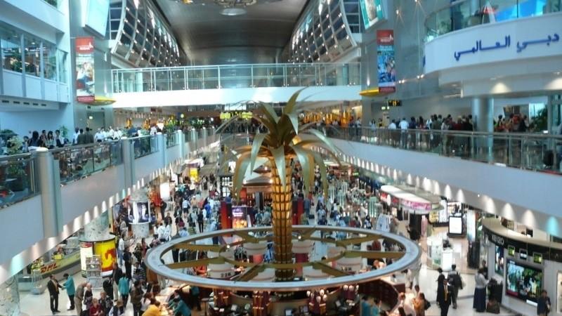 Есть ли в аэропорту Дубая курилк