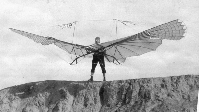 Самолеты машут крыльями