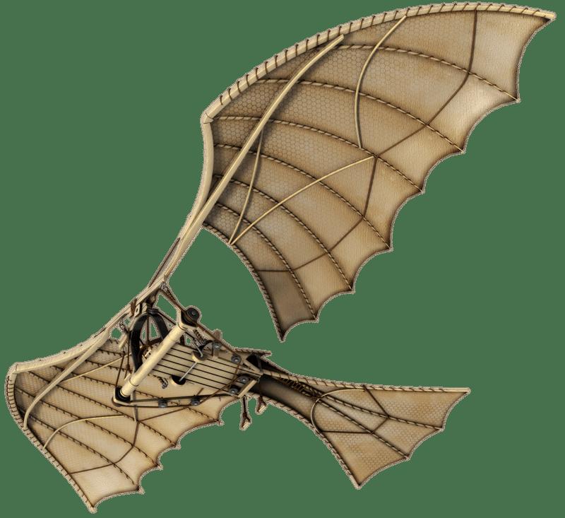 Почему самолеты не машут крыльями