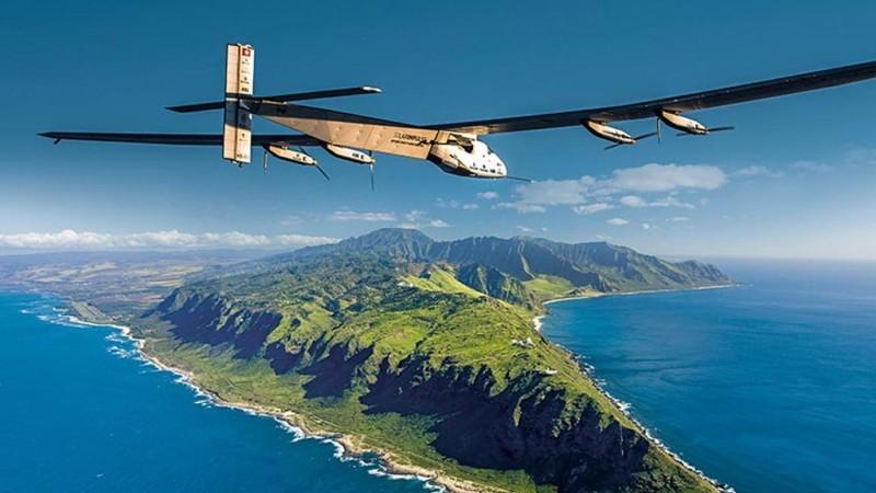 летают ли самолеты через Тихий океан