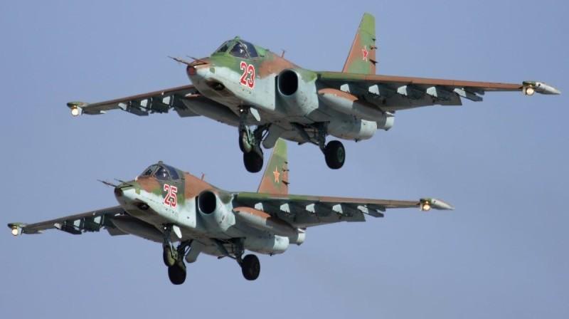 технические характеристики Су-25