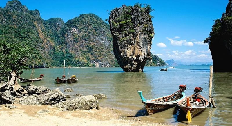 сколько лететь до Тайланда из Уфы