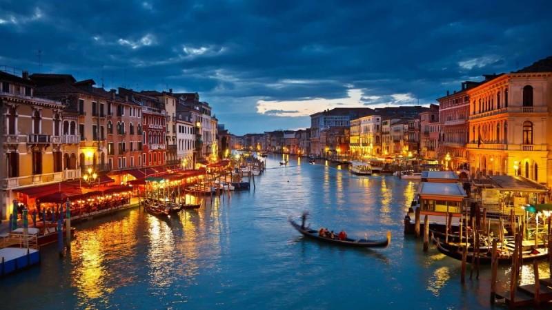 время перелета Москва - Венеция