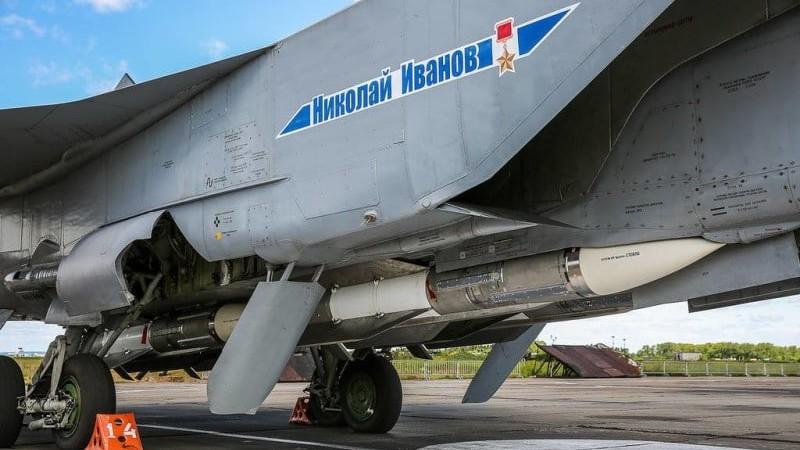 Вооружение Миг-31