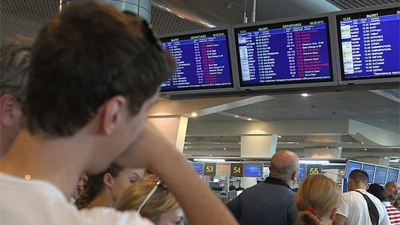 Как узнать не отменили ли рейс на самолет