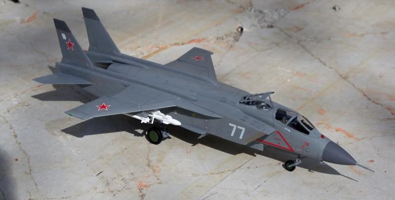 Як-141 палубный истребитель вертикального взлета и посадки