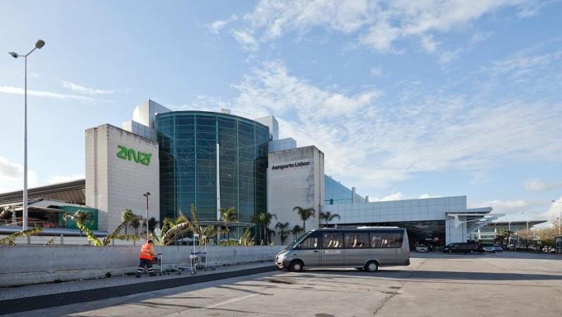 официальный сайт аэропорта Лиссабона