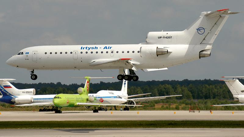Авиакомпании Казахстана список компаний