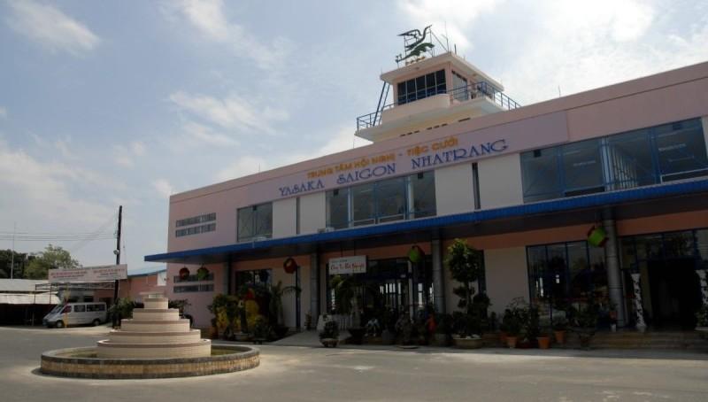 аэропорт Вьетнама CXR на карте