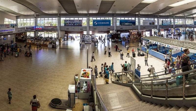 аэропорт CXR
