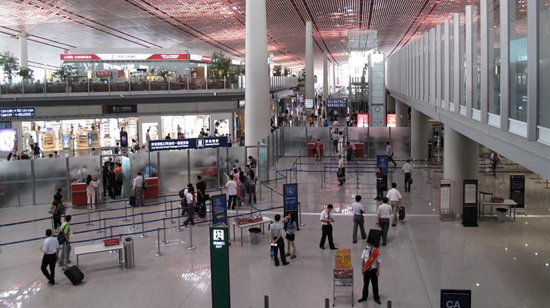 Сколько аэропортов в Пекине