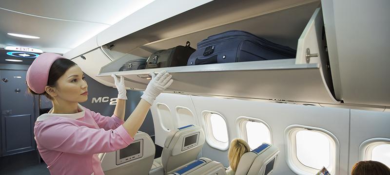 Вес бесплатного багажа в самолете