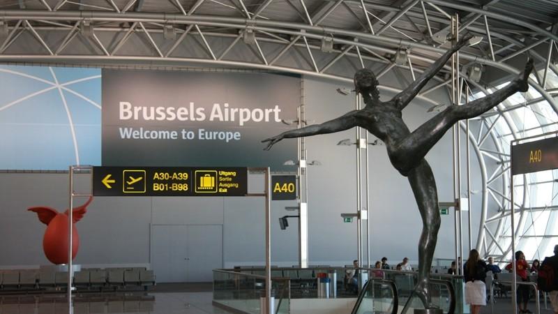 Время полета Москва - Брюссель