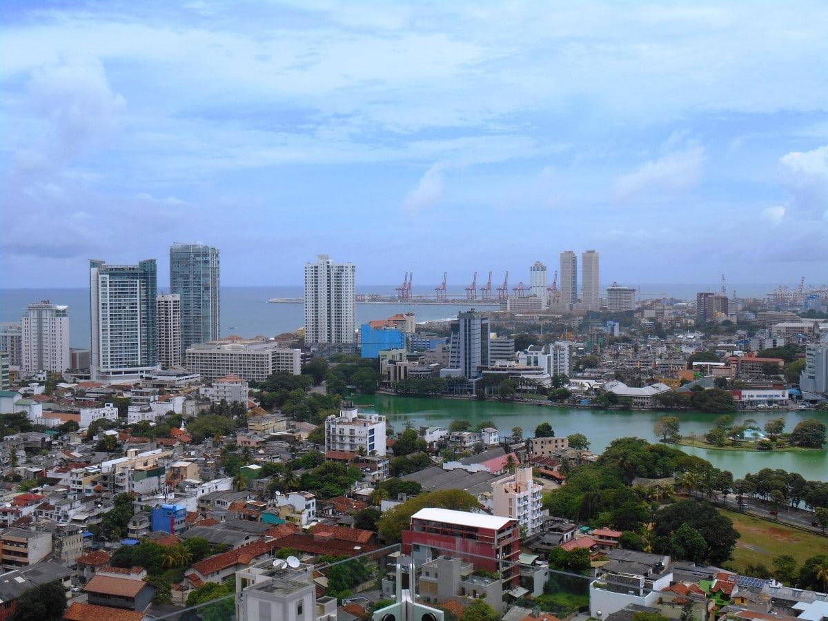 время перелета Уфа - Шри-Ланка