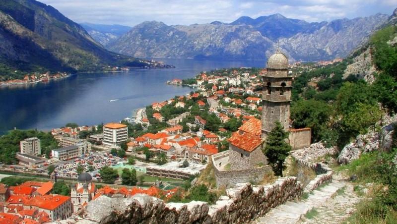 сколько лететь до Черногории из Минска