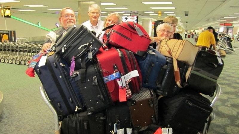 перевес багажа в самолете стоимость за 1 кг Аэрофлот