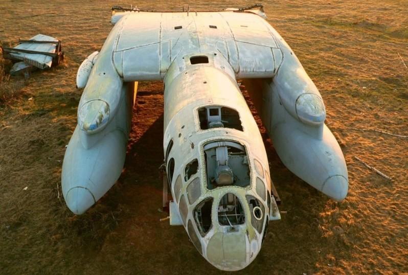 самолет ВВА-14 видео