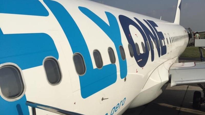 отзывы о авиакомпании Fly One