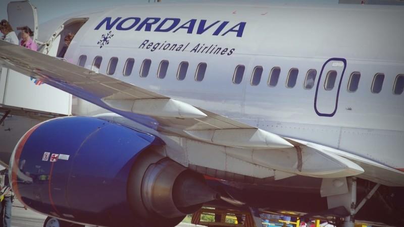авиакомпания Нордавиа отзывы