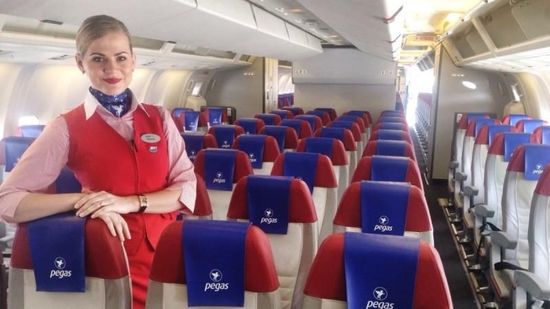отзывы о авиакомпании Пегас Флай