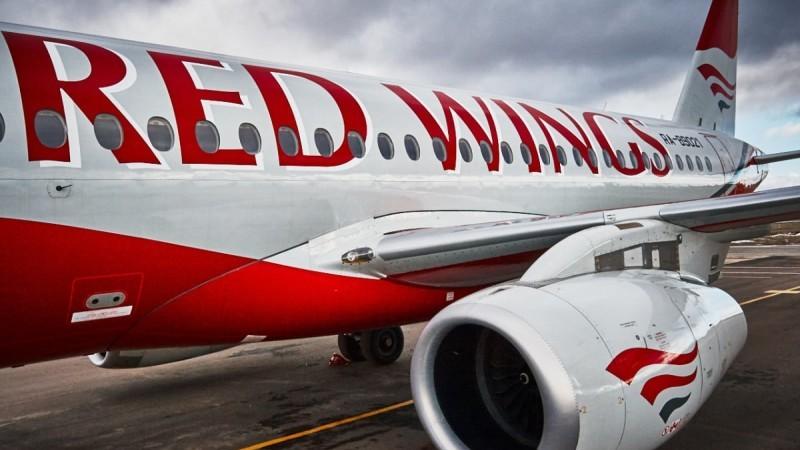 авиакомпания Ред Вингс отзывы