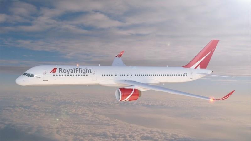 авиакомпания Royal Flight официальный сайт