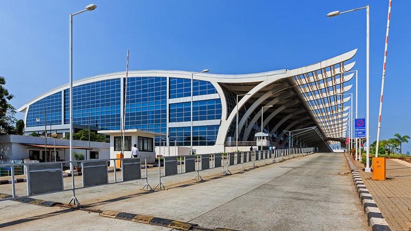 Аэропорт Гоа Индия