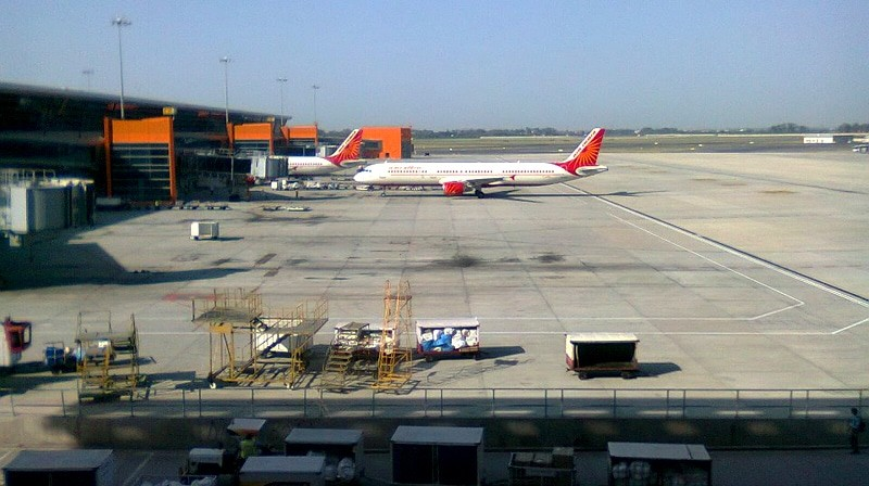 Список аэропортов Индии