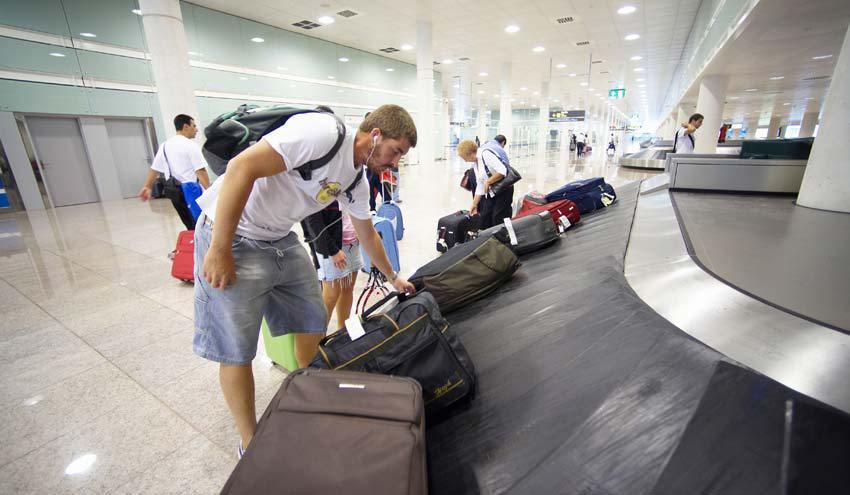 Сколько времени занимает получение багажа в аэропорту