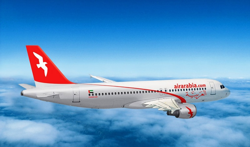 Авиакомпания Эйр Арабия официальный сайт на русском