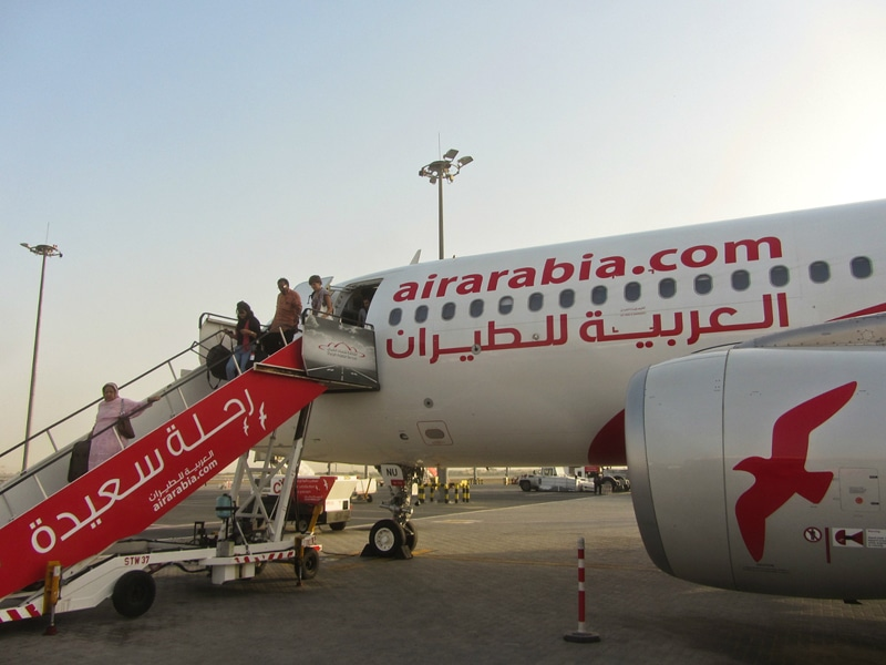 Авиакомпания Air Arabia