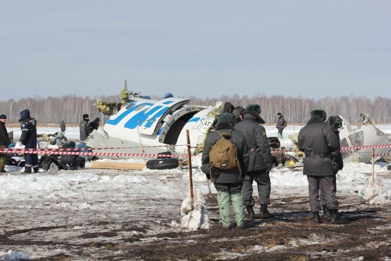 Катастрофа ТУ-134 в Самаре