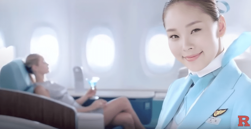 Корейские авиалинии сервис