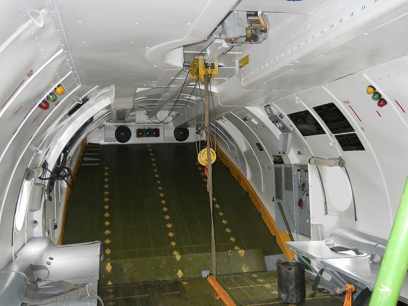 Кабина Ан-26