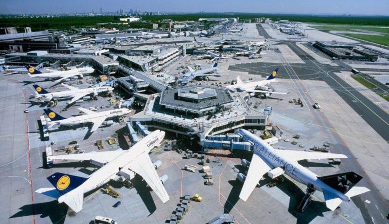 онлайн табло вылета аэропорта Франкфурт-на-Майне