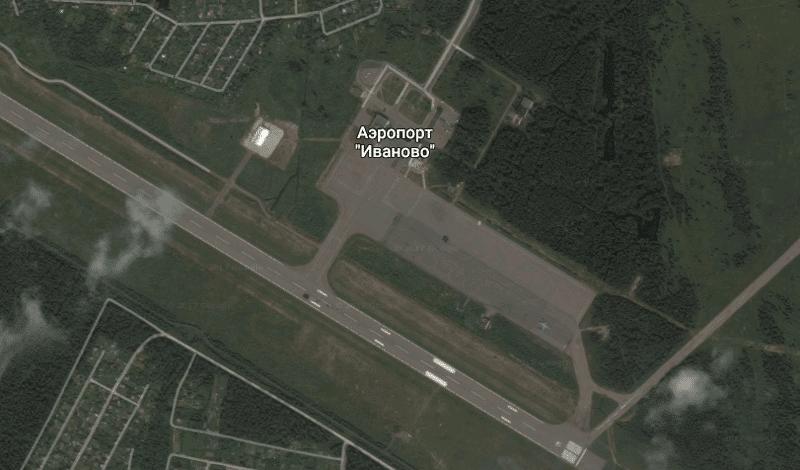 расписание рейсов аэропорта Иваново