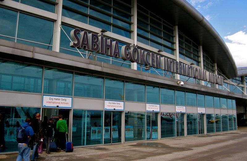 аэропорт Сабиха Гёкчен Стамбул