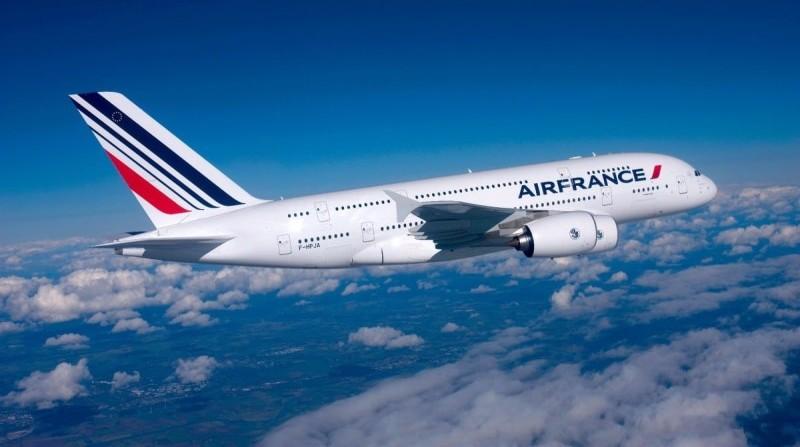 французская авиакомпания Air France