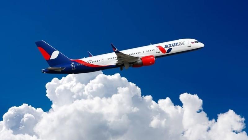 авиакомпания Azur Air официальный сайт