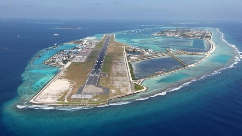 время полета Санкт-Петербург - Мальдивы