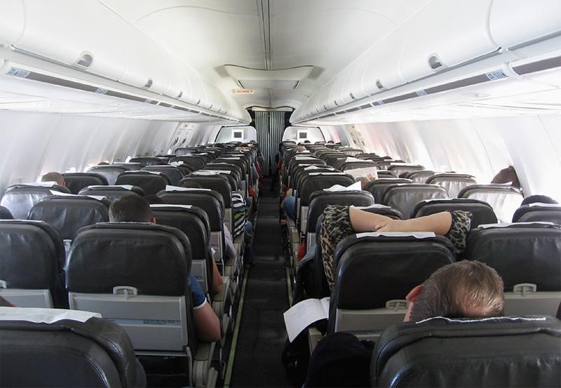 парк самолетов авиакомпании Глобус