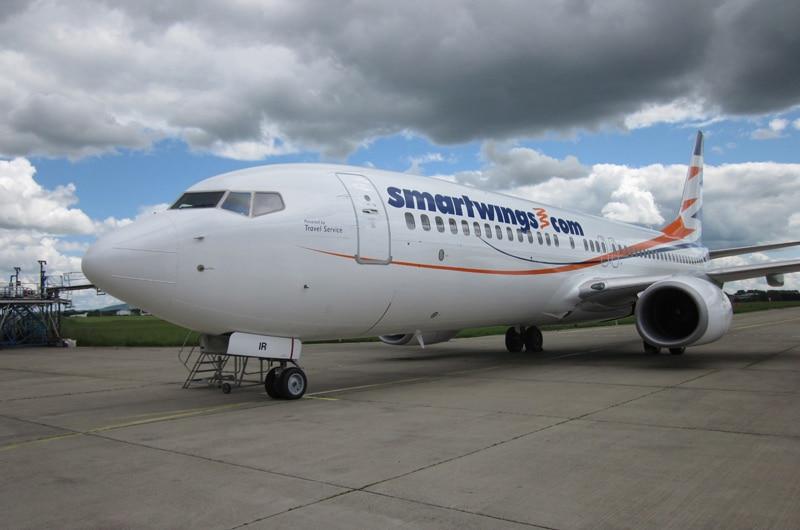Онлайн регистрация на рейс Smart Wings