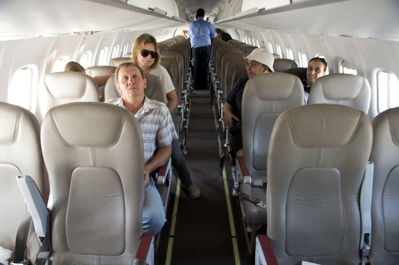 Самолет ATR 72: фото, лучшие места