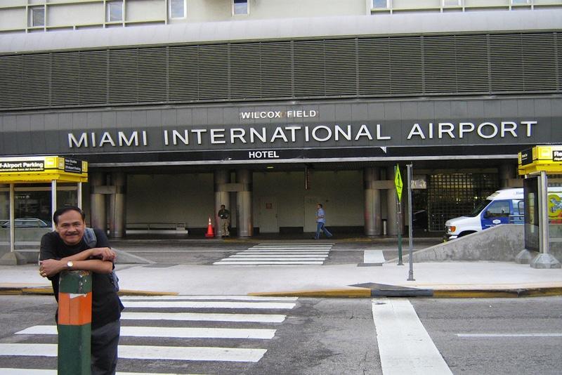 Сколько лететь из Нью-Йорка в Майами