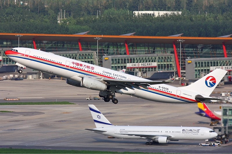 Китайские Восточные Авиалинии