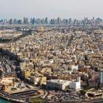 Фото Дубая с высоты птичьего полета