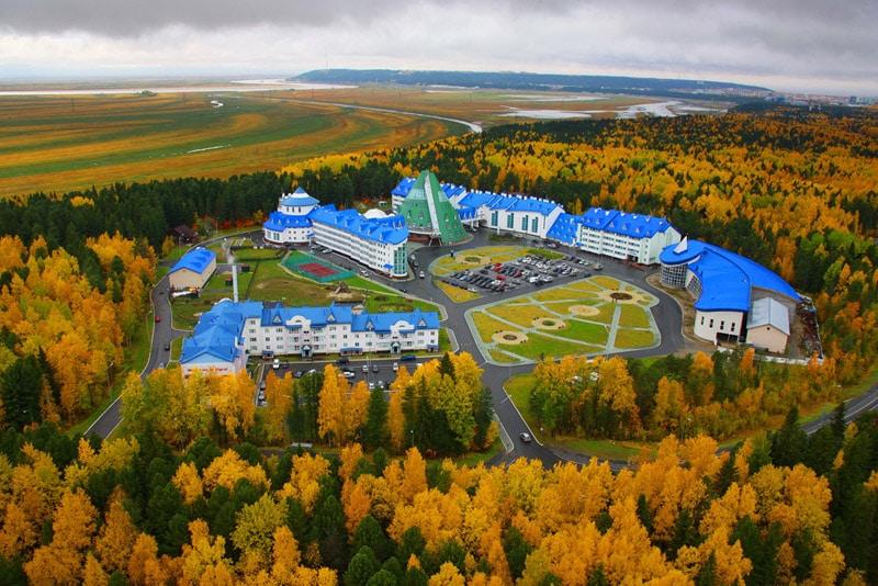 Официальный сайт аэропорта Ханты-Мансийска