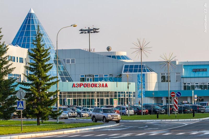 Адрес аэропорта Ханты-Мансийска