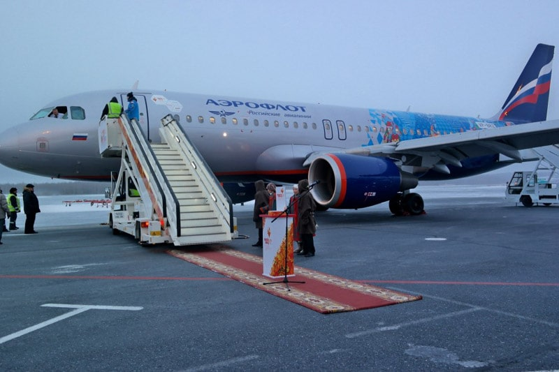 Телефон справочной аэропорта Ханты-Мансийска