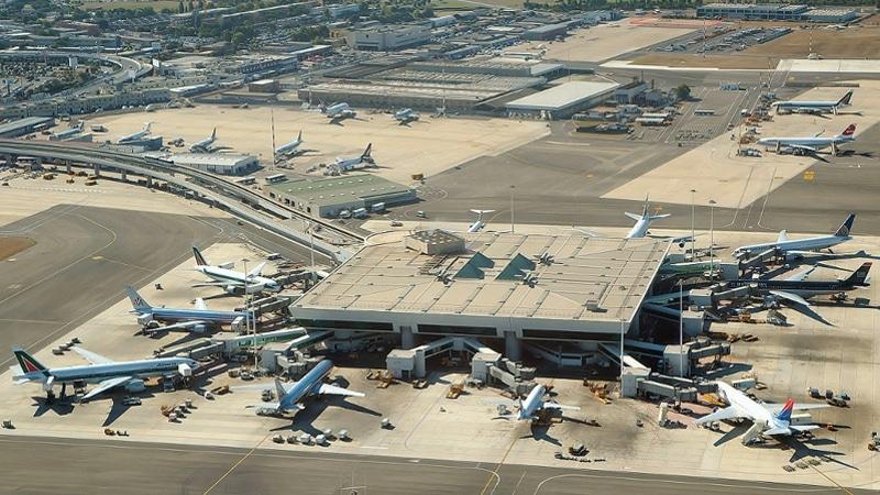 аэропорт Рима Фьюмичино официальный сайт